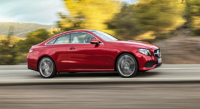 Mercedes E200 Coupe 2019