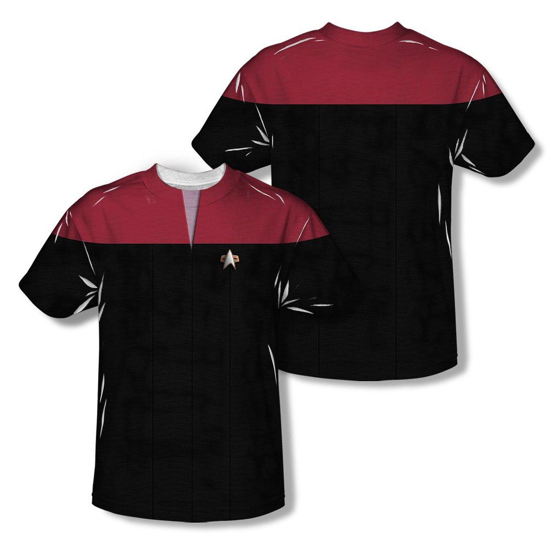Star Trek Uniform Shirts 39