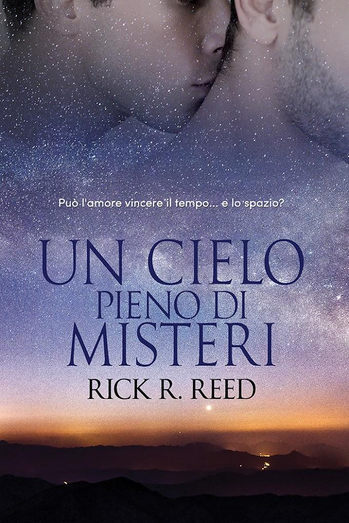 """Recensione: """"Un cielo pieno di misteri"""" di Rick R. Reed"""