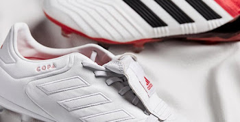 ae071a5a00a69f Classy White   Red Adidas Copa Gloro 2018 Cold Blooded Boots Released