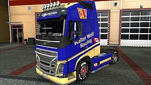 WalterWolf Racing skin