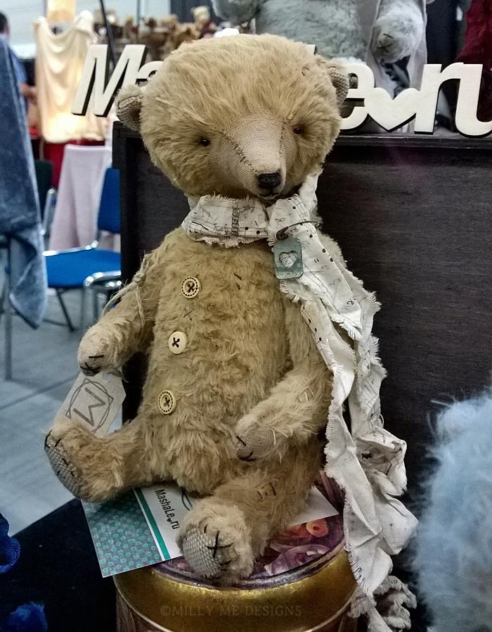 Teddybär Total 2015