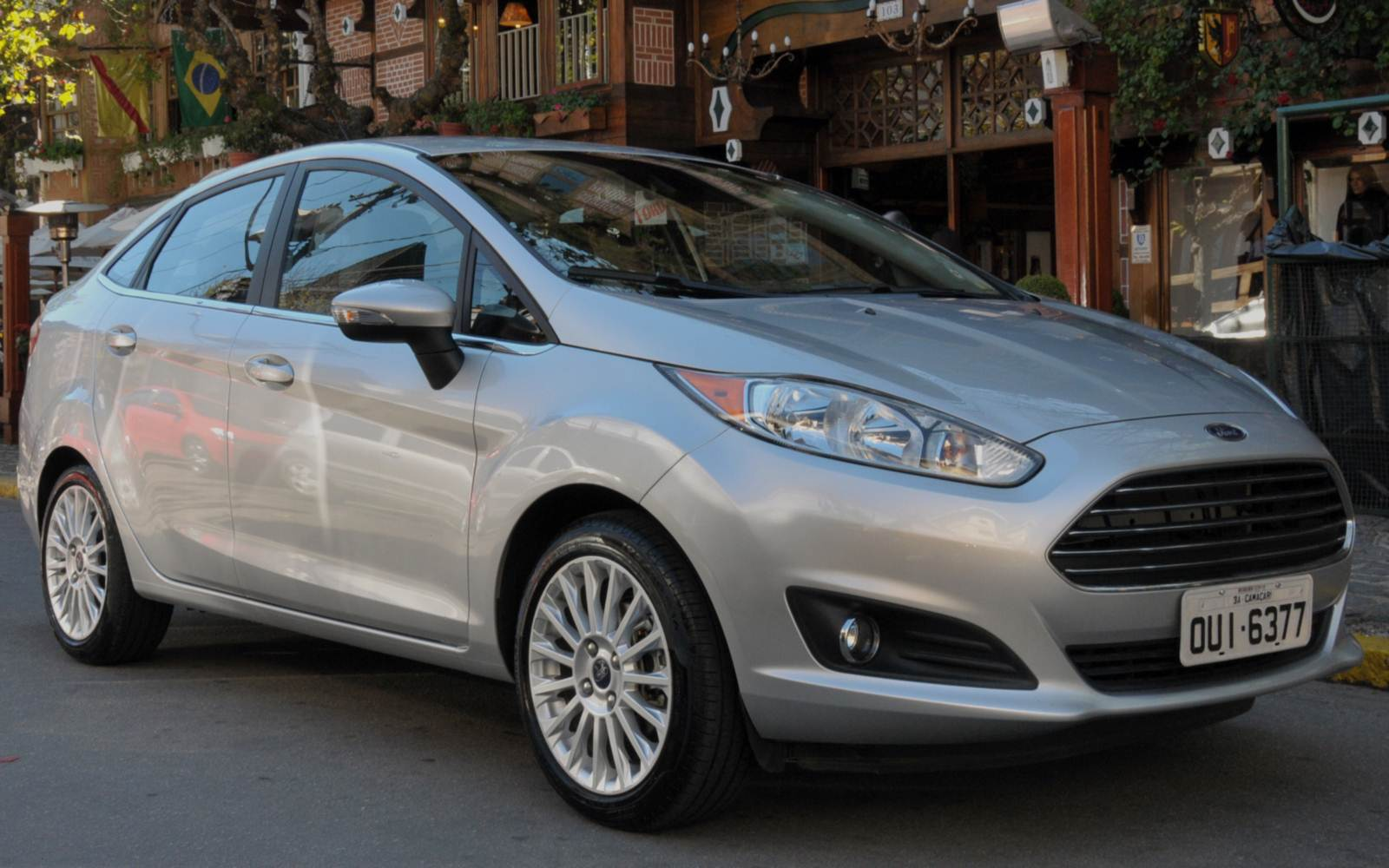 Ford Fiesta Powershift - problemas