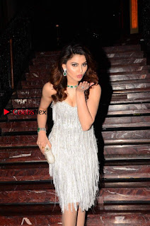 Bollywood Actress Model Urvashi Rautela Stills at Her 23rd Birthday Celebrations In Mumbai  0006.jpg