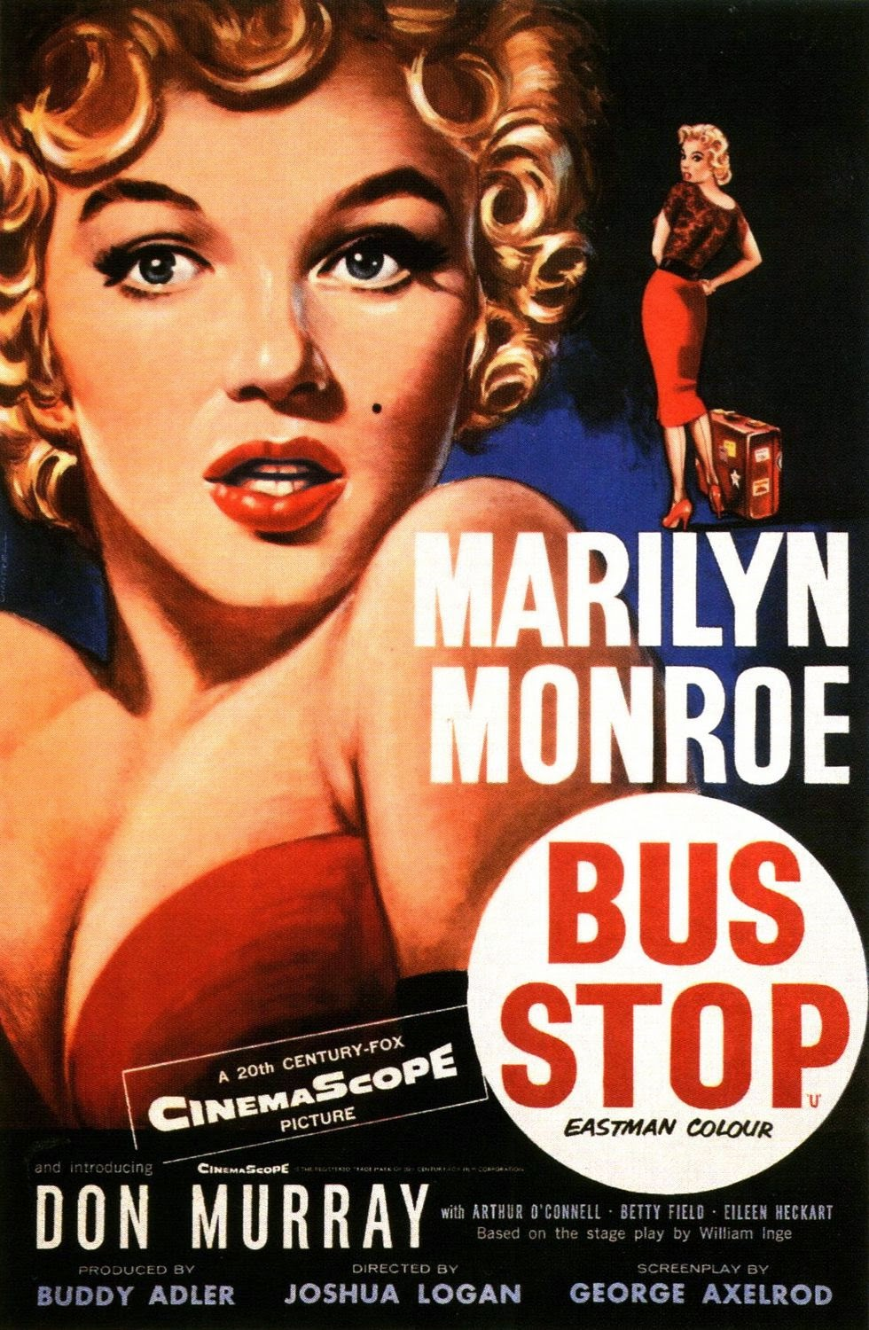 ART & ARTISTS: Film Posters 1950s Movie Posters 1950s - part 3