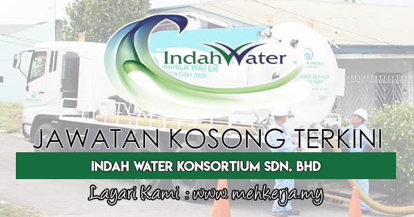 Jawatan Kosong Terkini 2018 di Indah Water Konsortium Sdn Bhd