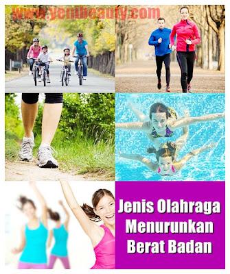 Olahraga yang Dipercaya Ampuh untuk Menurunkan Berat Badan
