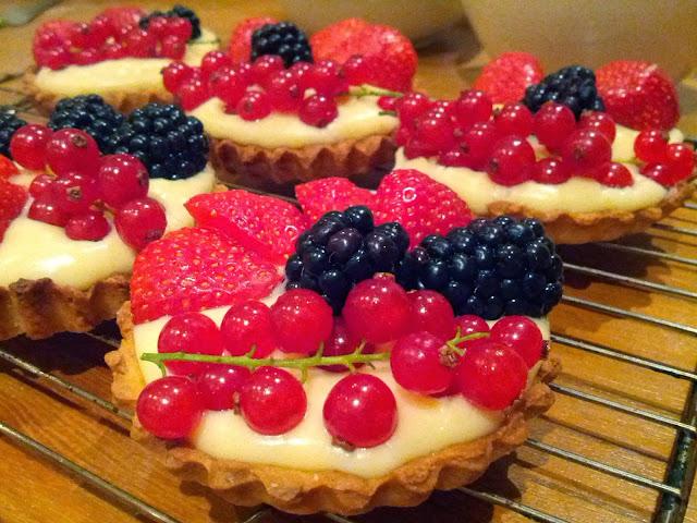 Italian Fruit Cake Recipes: Italian Fruit Basket Cake Recipes