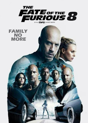 The Fate of the Furious 2017 Dual Audio ORG BRRip 480p 400mb ESub