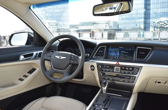 2019 Genesis G80 3.8 AWD Review