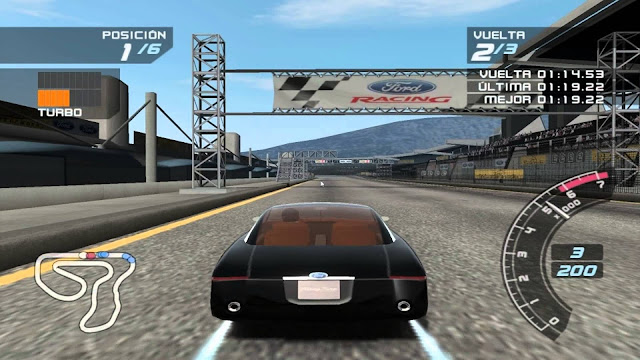 Ford Racing 3 Full Game