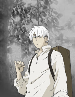 Ginko from Mushishi