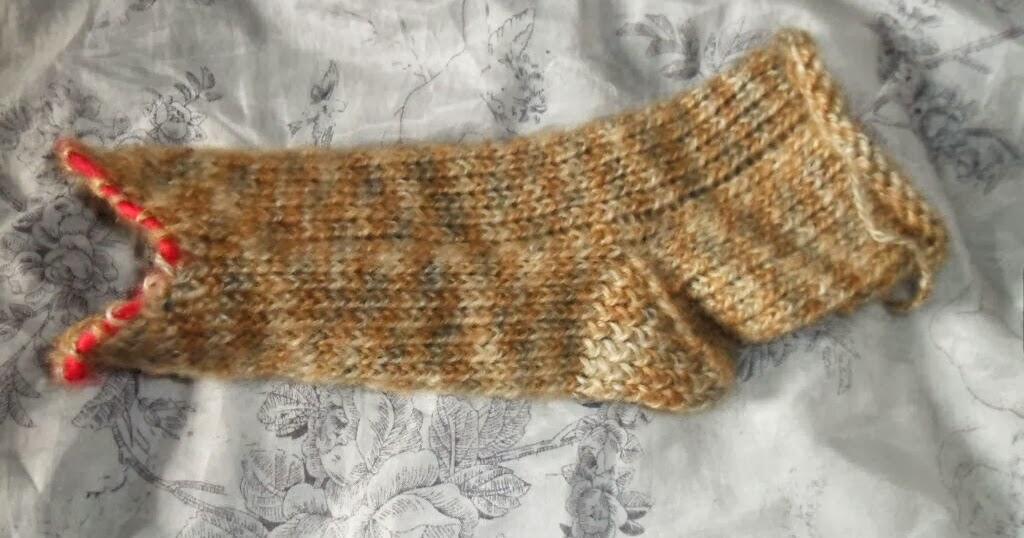 Le tricotin g ant belge comment faire la pointe avec le tricotin chaussettes pro prym - Comment faire du tricotin ...