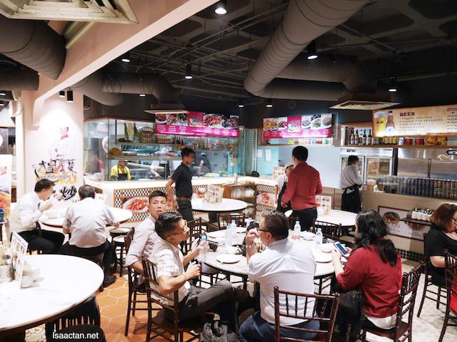 "Wong Wok ""Dai Chao"" Cuisine @ Lot 10 Hutong, KL"