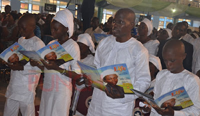Service Of Songs Held For Murdered RCCG Pastor's Wife (Photos)