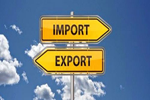 What are the top five largest importers and exporters in the country?