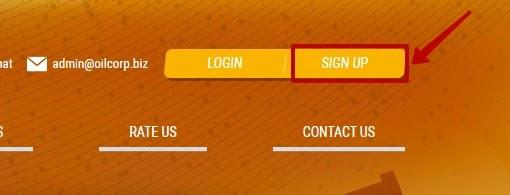 Регистрация в Oilcorp