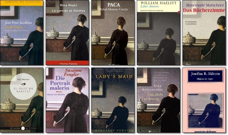Resultado de imagen de portadas de libros iguales