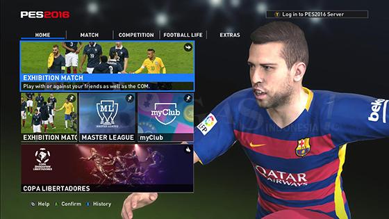 Game PES 2016 Apk + Data For Android Terbaru