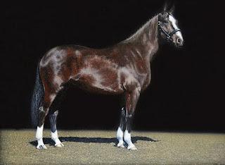 cuadros-de-caballos-fotorrealismo-oleo-pinturas