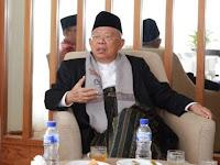 Khusus Pemuda Muslim, KH Ma'ruf Amin Ingin Kalian Ikut Banser. Mengapa?
