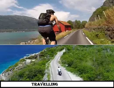 Travelling, benefits, Travel,