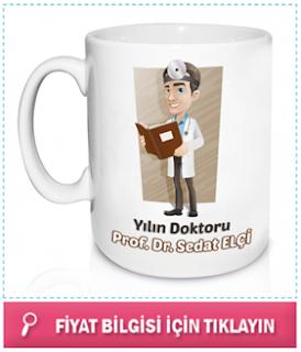 doktorlara özel kupa bardak