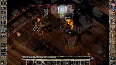 لعبة Baldur's Gate II مكركة، لعبة Baldur's Gate II مود فري شوبينغ