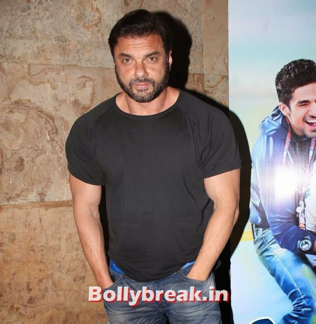 Sohail Khan, Huma Qureshi & Others at Hawaa Hawaai Special Screening at Lightbox