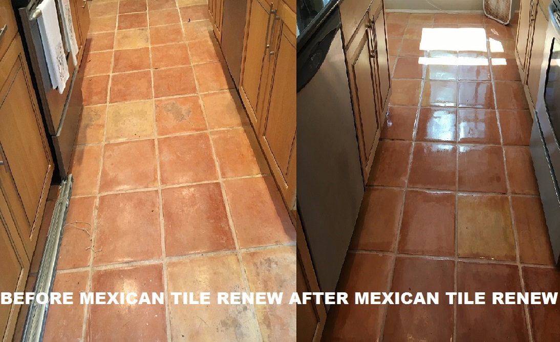TILE AND GROUT CLEANING: Mexican Tile Renew Sarasota Fl: Mexican