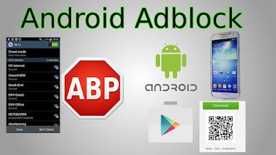Menghilangkan Iklan dengan Adblock Plus (ABP) di HP Android