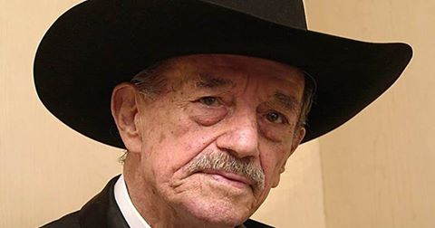 Muere Don Mario Almada el actor justiciero Mexicano