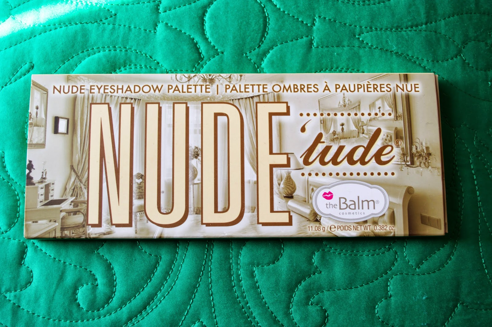 THE BALM NUDE 'TUDE PALETTE REVIEW & SWATCHES