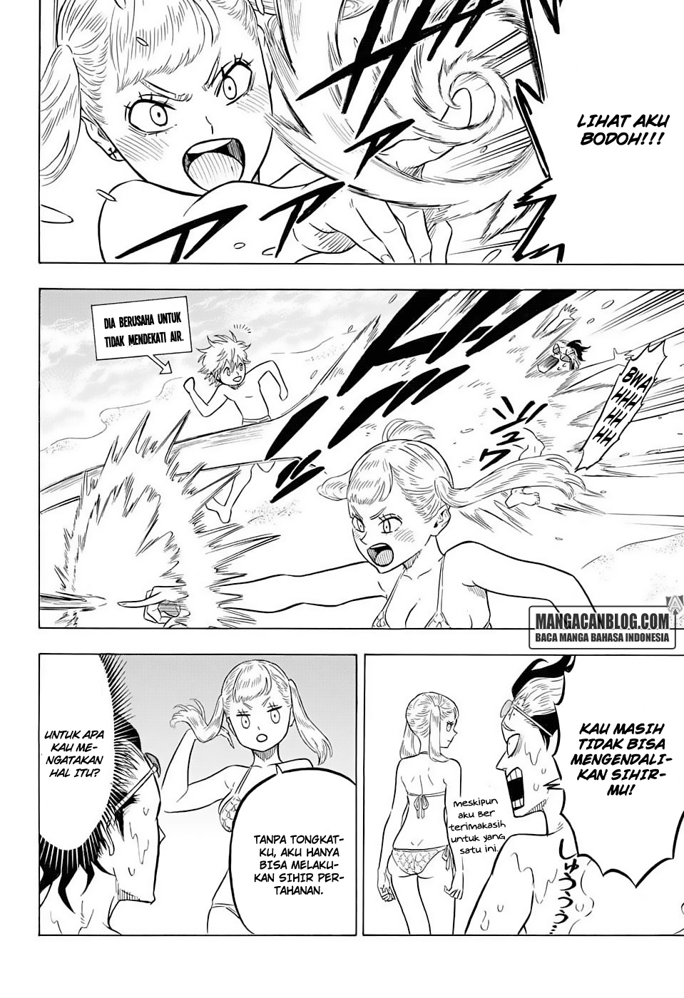 Black Clover Chapter 57 Bahasa Indonesia