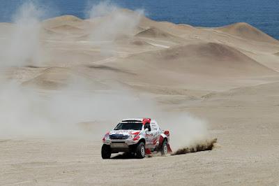 Rally Dakar Peru 2019, Rally Dakar 2019