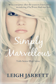 Simply Marvellous by Leigh Jarrett