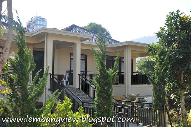 Hotel Lembang - Bandung | Narima Indah Lembang