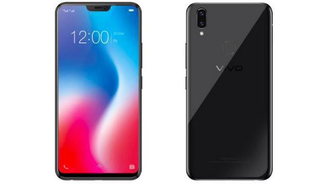 vivo V9 Specfications - Inetversal