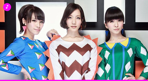 Perfume - Magic of love | randomjpop.blogspot.com