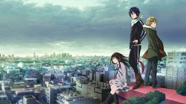 Selanjutnya Ada Anime Noragami Bisa Dibilang Ini Sangat Populer Sejak Penayangan Pertamanya Di Tahun 2014
