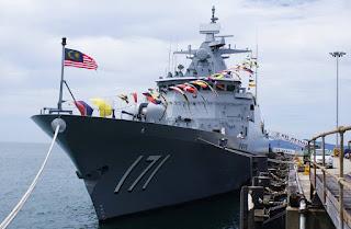 Tentera Laut Diraja Malaysia (TLDM)