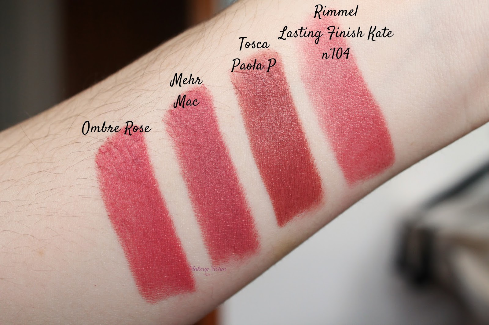 Molto Preview | Diva Crime Matte Lipstick Nabla Cosmetics ~ Swatches  EL28