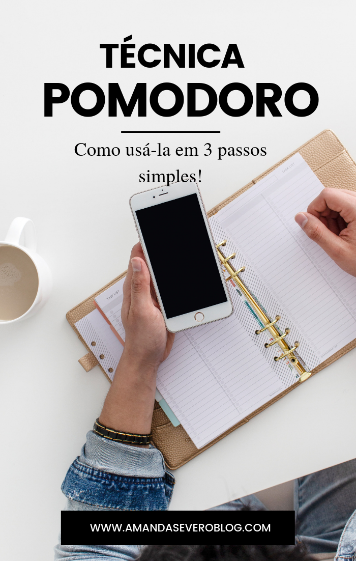 Como usar a Técnica Pomodoro