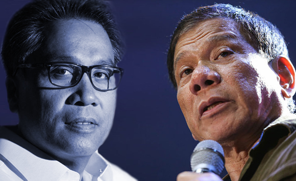 'Bayot' Says Duterte to Roxas For Maintaining That Criminality Can't End Within 6 Months