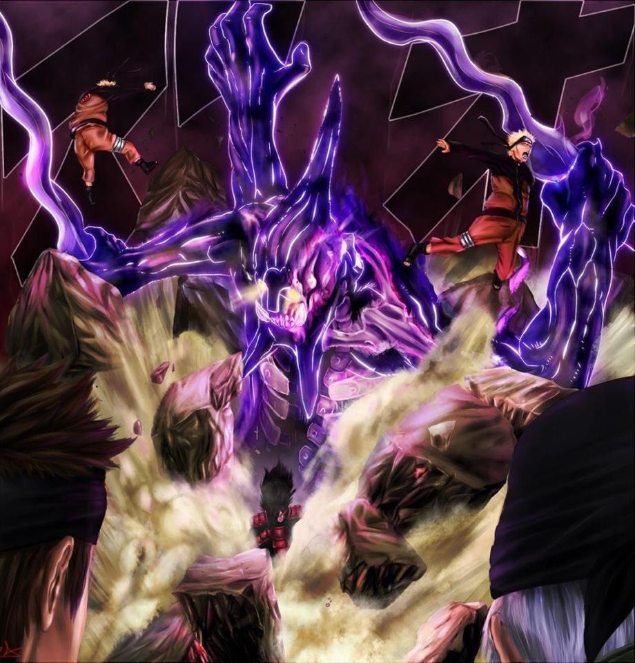 Sasuke Uchiha Wallpaper 3d Imagens Do Naruto Shippuuden Modo Bijuu
