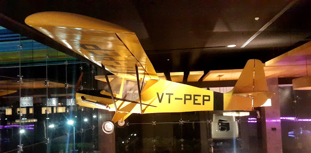 Inside Aloft Cessna Hotel