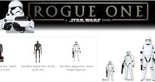 JAKKS BIG FIGS Star Wars™ Rogue One   Figuren und Gewinnspieltipp