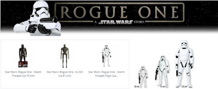 JAKKS BIG FIGS Star Wars™ Rogue One | Figuren und Gewinnspieltipp