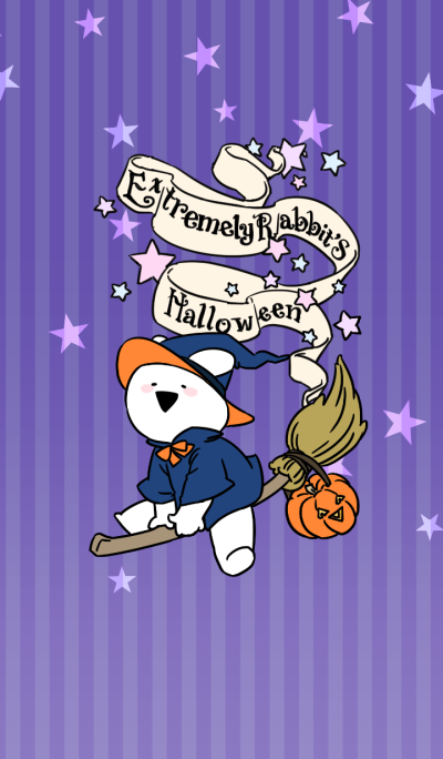 Extremely Rabbit Halloween