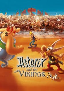 Asterix si vikingii dublat in romana